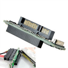 44 pin 2.5'' IDE HDD SSD Laptop Hard Drive Female to 7+15 pin Male SATA Adapter.