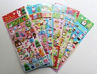 Sticker Set Cooky Pandabären Maildor 18 tlg 7,5x12cm 3D-Sticker