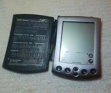 Palm M500 Organizer Palm Pilot Pda w/ Case