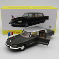 Atlas 1/43 French Dinky 1435 Citroen DS Presidentielle Diecast Models Car Used