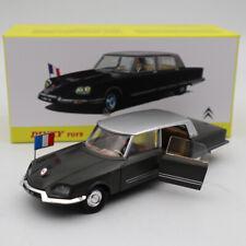 Atlas 1/43 French Dinky 1435 Citroen DS Presidentielle Diecast Models Toys Car