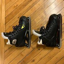 Graf Goaler Pro Custom Sz 8 Goalie Skates