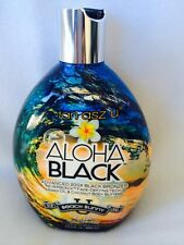 Aloha Black 200x Black Bronzer Tan Asz U Tanning Bed Lotion