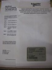 Schneider Modicon TSX 140 SHS 140SHS94500 Loadable Disk