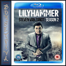 LILYHAMMER - COMPLETE SERIES 2 **BRAND NEW BLU-RAY**