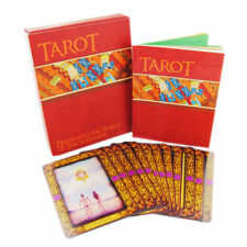 Jumbo Tarot Cards Deck Collection and Book Set Gift NEW SEALED Pack Psychic Read