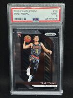 ROOKIE EDITION CHASE PACK Ja Morant SILVER RC Trae Young PSA 9 PRIZM RC! (READ)