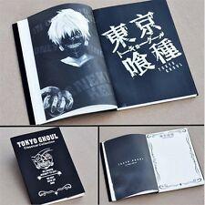 Anime Tokio Ghoul kaneki Ken Notebook Diary Libro inmóvil regalos para los estudiantes