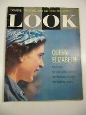 Look Magazine- October 29, 1957 Queen Elizabeth II