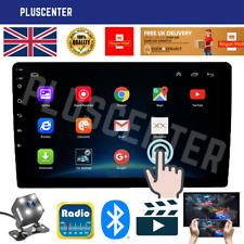 PLUS 9'' Universal Car Radio GPS Sat Nav Stereo Bluetooth 9001 + Reverse Camera