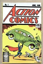Action Comics #1-1988 fn- reprint of 1938 key Superman 1st issue