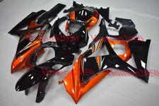 Fairing Set For Suzuki GSXR1000 2007-2008 GSX-R 1000 07-08 Kit #04 Black/OR
