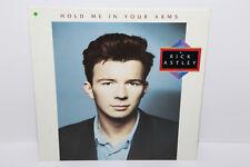 1988 Rick Astley – Hold Me In Your Arms - Vintage LP Vinyl Album