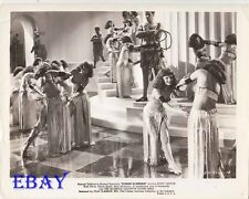 Busty leggy slave girls VINTAGE Photo Roman Scandals