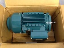 A1801C Brook Crompton Electric Motor - .75/1HP 1400/1800RPM 190/380 230/460Volts