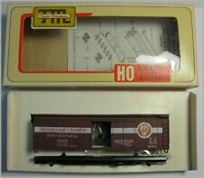 Train Miniature 8086 HO Scale ARA X29 All Steel Box Car Pennsylvania Merch