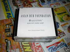 CD Pop Asian Dub Foundation Buzzin' Promo 4T MOTOR