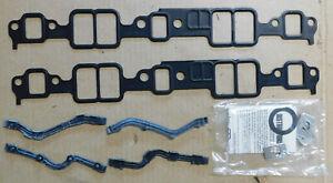 McCord MS3198 Intake Manifold Gasket Set For 55-90 SBC Chevy 262-267-302-305-350