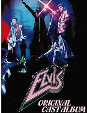 """Elvis Presley (RELATED): """"ELVIS"""" original cast LP (soundtrack to Jack Good play"""