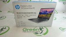 """HP 14-DH2051WM Pavilion x360 14"""" FHD Touchscreen i5-1035G1 1GHz 8GB RAM 256GB SD"""