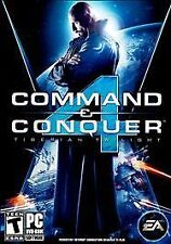 COMMAND AND CONQUER 4: TIBERIAN TWILIGHT (PC-DVD) COMPLETE