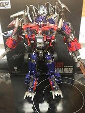 Wei Jiang M01 Commander Optimus Prime Transformers