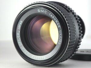 [Near MINT!!] PENTAX SMC TAKUMAR 50mm f/1.4 M42 Mount MF Lens JAPAN JP SLR ASAHI