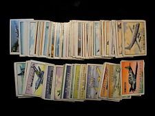 1952 Topps Wings cards G/VG/EX CHOICE/QUANTITY PICK AS YOU NEED (UPDATED 10/10)