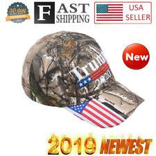 Trump 2020 MAGA Camo Embroidered Hat Keep Make America Great Again Cap A+++ USA