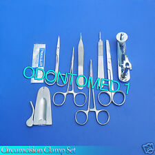Circumcision Clamp Set Instruments Surgical Urology New-ODM-525