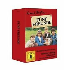Enid Blyton - Fünf Freunde, Folgen 01-26 [Collector's Edi... | DVD | Zustand gut