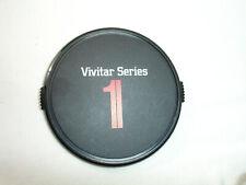 VIVITAR  SERIES 1 72mm plastic front lens cap  #2841