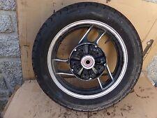 jantes roue arriere yamaha fj 1100 1200 36y 85 89 avec pneu ok