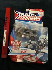 TRANSFORMERS ANIMATED Deluxe Autobot Freeway Jazz Elite Ninja New