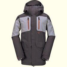 VOLCOM Men's EX 4-WAY Jacket - CHR - Medium - NWT - Reg $500
