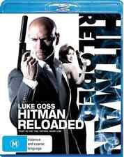 Hitman Reloaded (Blu-ray) THRILLER Luke Goss. Trust No One [Region B] NEW/SEALED