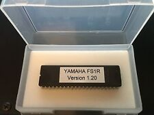 Yamaha FS1R EPROM with last OS Version Firmware 1.20