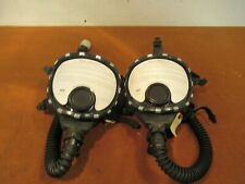 New listing Lot of 2 Scott Respirator and Hose