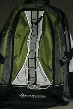 Outdoor Products Backpack Preowned Green Black Gray White