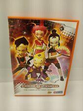Japanese Anime Code Lyoko Complete First Season Dvd