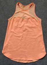 Lululemon Right Round Tank Creamsicle Orange Pop size 8