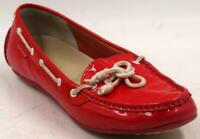 Cole Haan Grant LTE Pink Patent Leather Loafers Women's Flat Shoes Sz 8.5 M