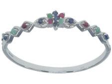 Sapphire Sterling Silver Fine Bracelets