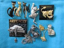 Lind, Jonette and Other Cat Jewelry