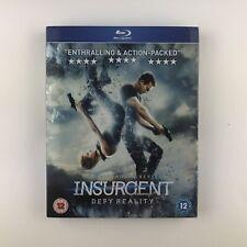 Insurgent (Blu-ray, 2015) s
