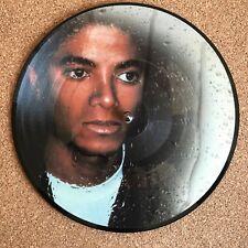 "Happy Michael Jackson UK Import 1983 Vinyl Motown Records 1st Press 7"" Pic Disc"