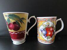 More details for 🍓 roy kirkham bone china mug