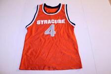 Youth Syracuse Orangemen #4 L Vintage Basketball Jersey (Orange) Dodger Jersey