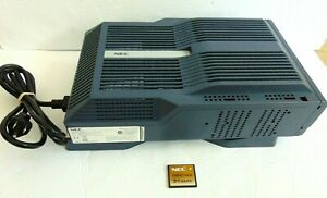 NEC SV8100 Phone System VoIP Chs2u B-us - Base Chassis w/ Power Cord