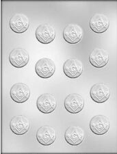 Masonic Mints Chocolate Candy Mold from CK 12503
